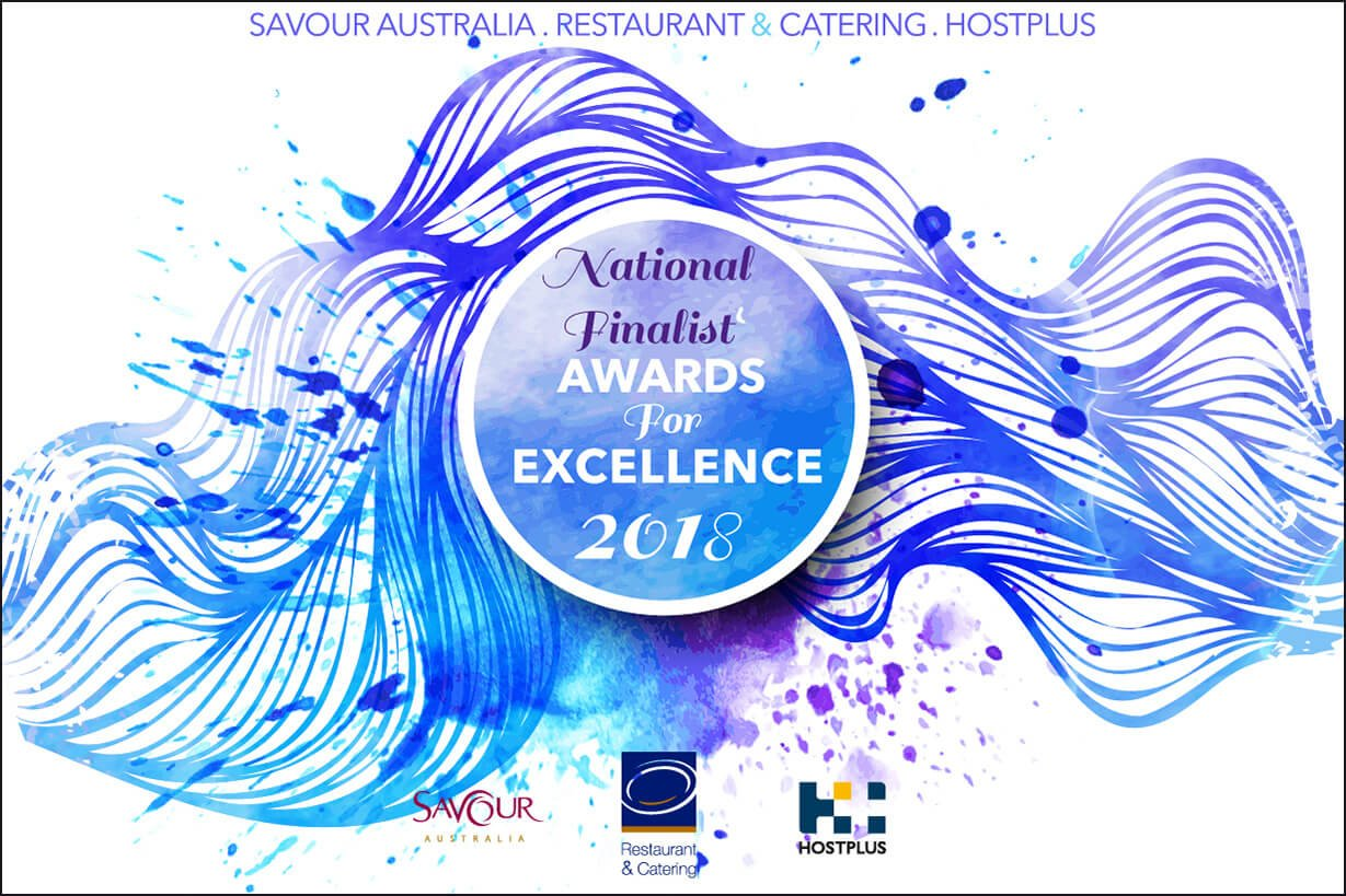 The Savour Australia Hostplus Awards 2018