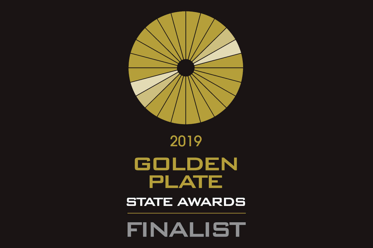 2019 State Finalists for the Golden Plate Awards​